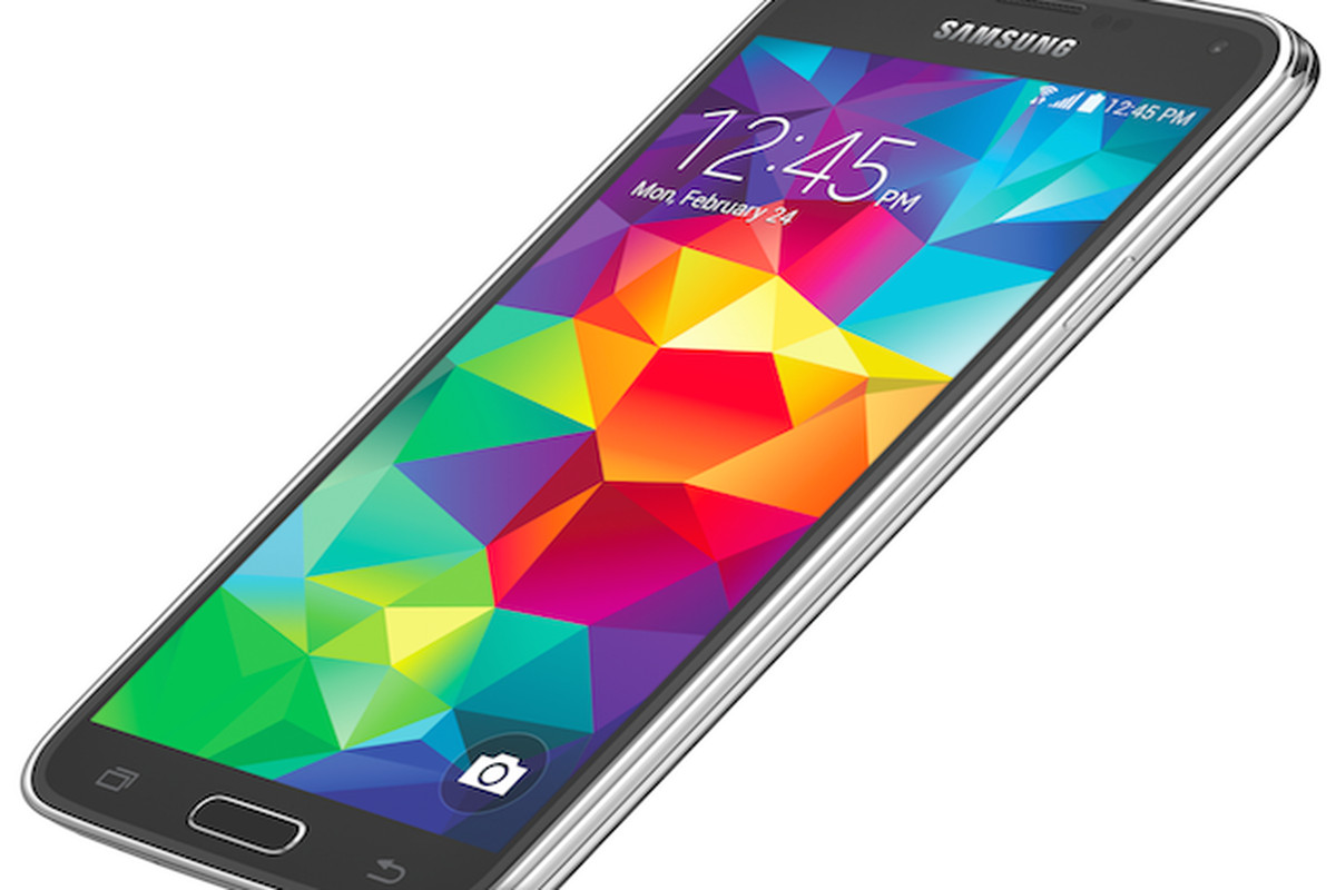 Samsung's New Galaxy S5 Is Most Impressive When Wet