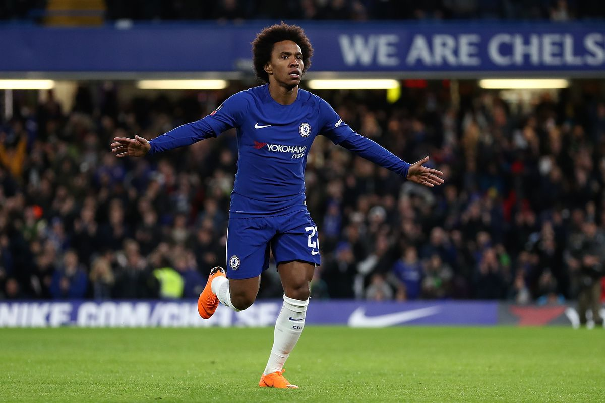 Willian Advocates For Change We Can All Believe In Next