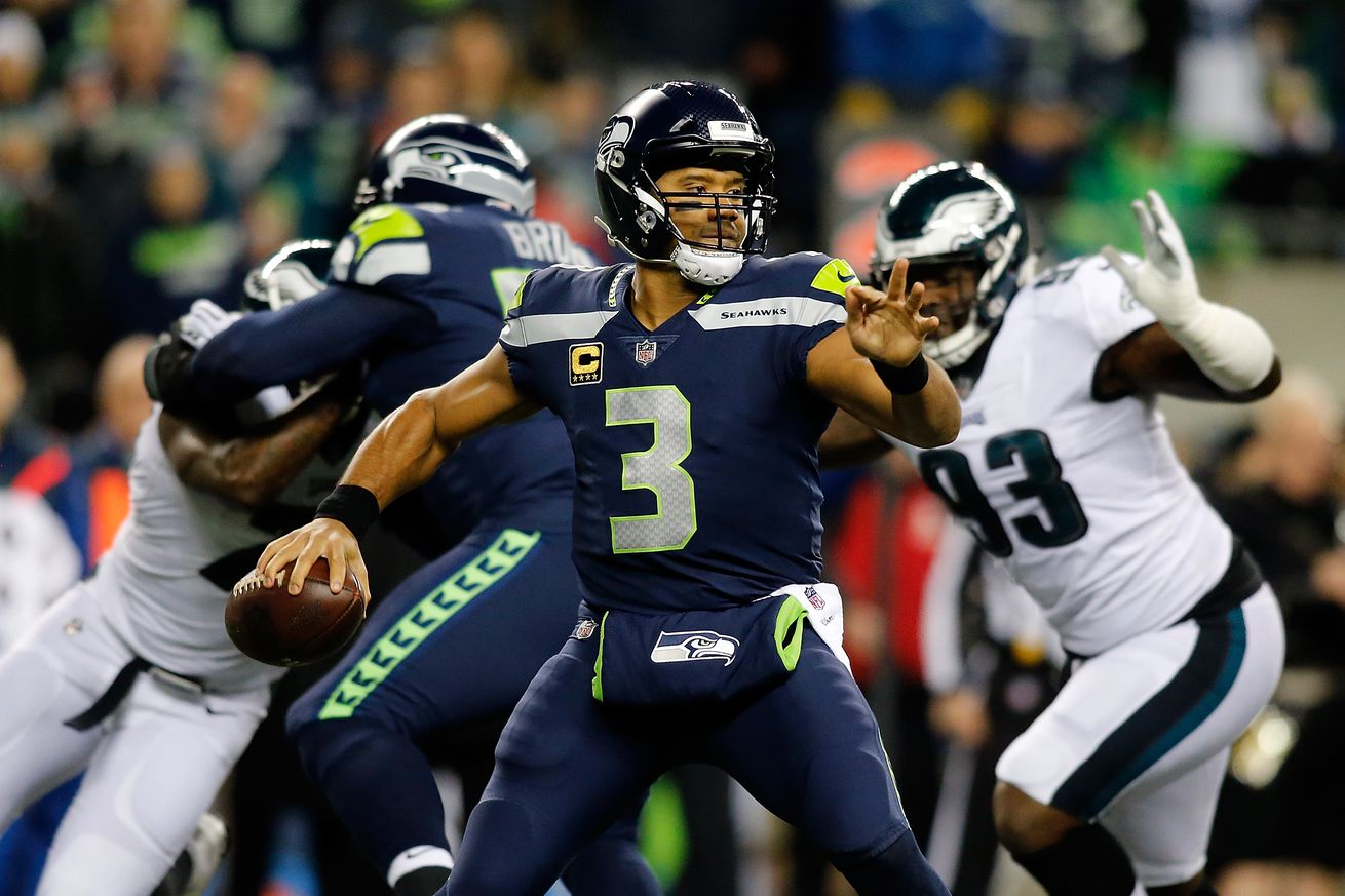Seahawks-Eagles moved to 10 AM PST kickoff