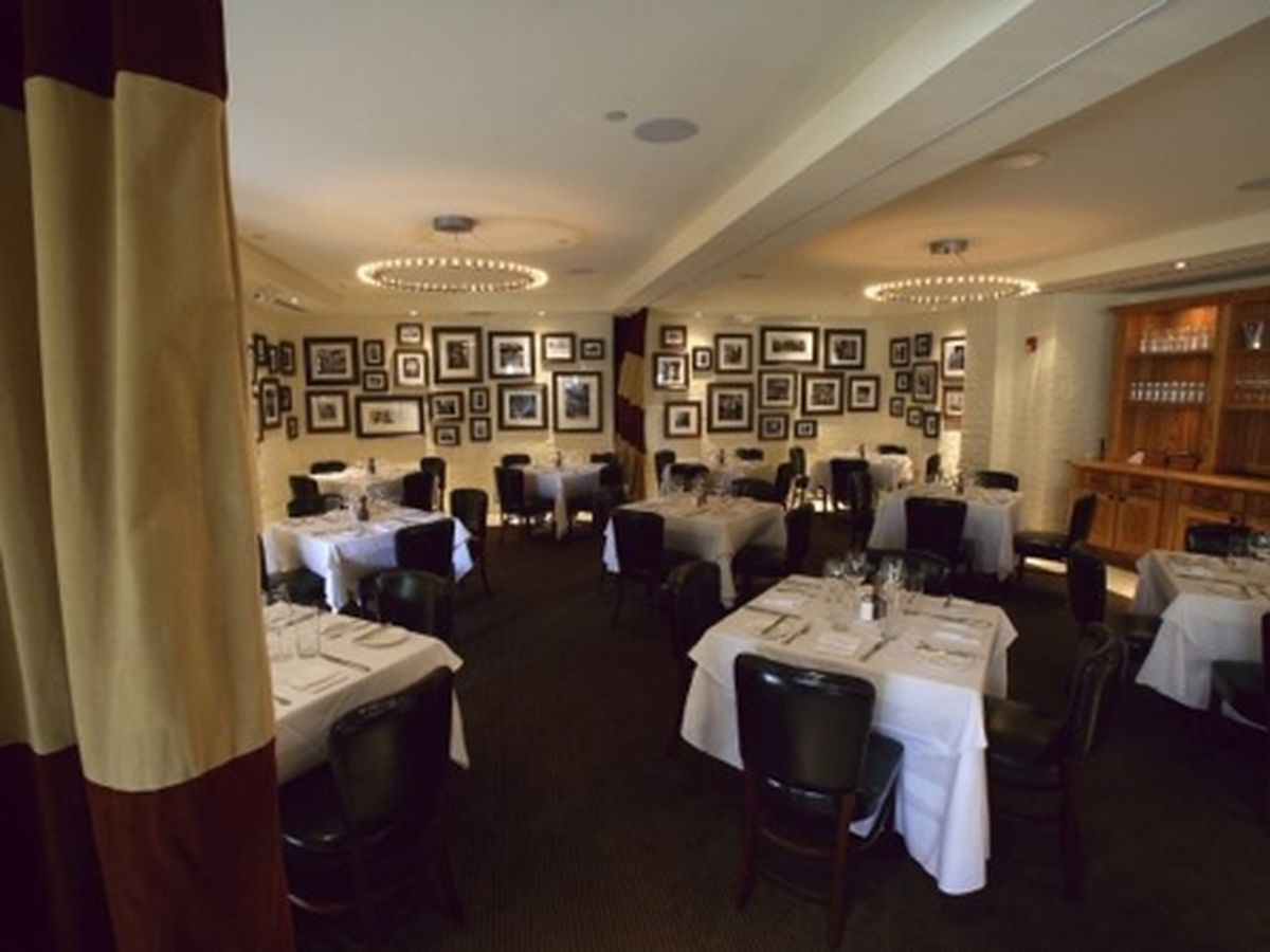 20 Affordable Restaurants Around Atlanta Private Dining Room At Ecco Photo Facebook