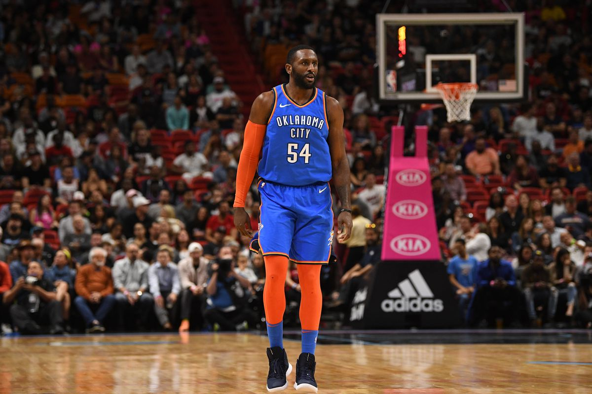 Patrick Patterson agrees to buyout with Oklahoma City, intends to sign with Clippers