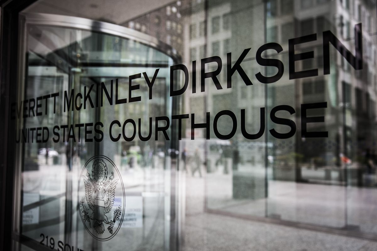 Dirksen Federal Courthouse, 219 S. Dearborn St.