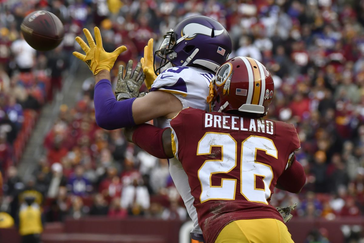 watch 5c644 4fb04 Browns showing some renewed interest in CB Bashaud Breeland ...