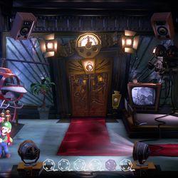 Luigi's Mansion 3 8F purple gem location