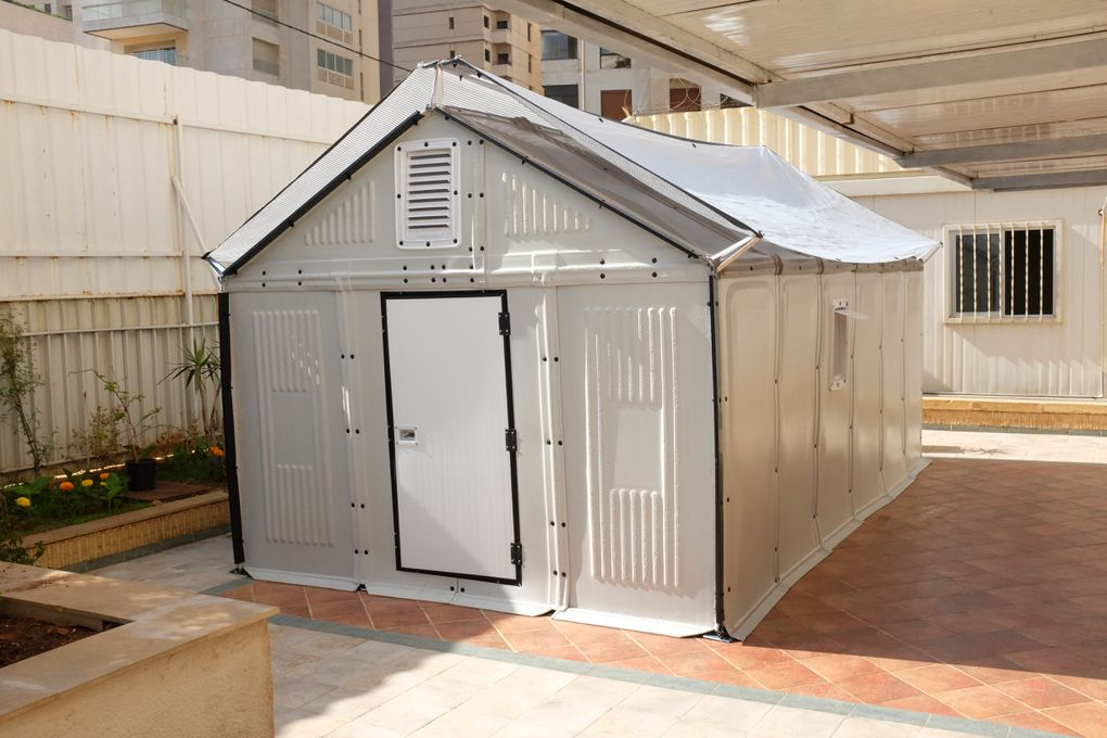 Ikea S Flat Pack Refugee Shelter Is Entering Production