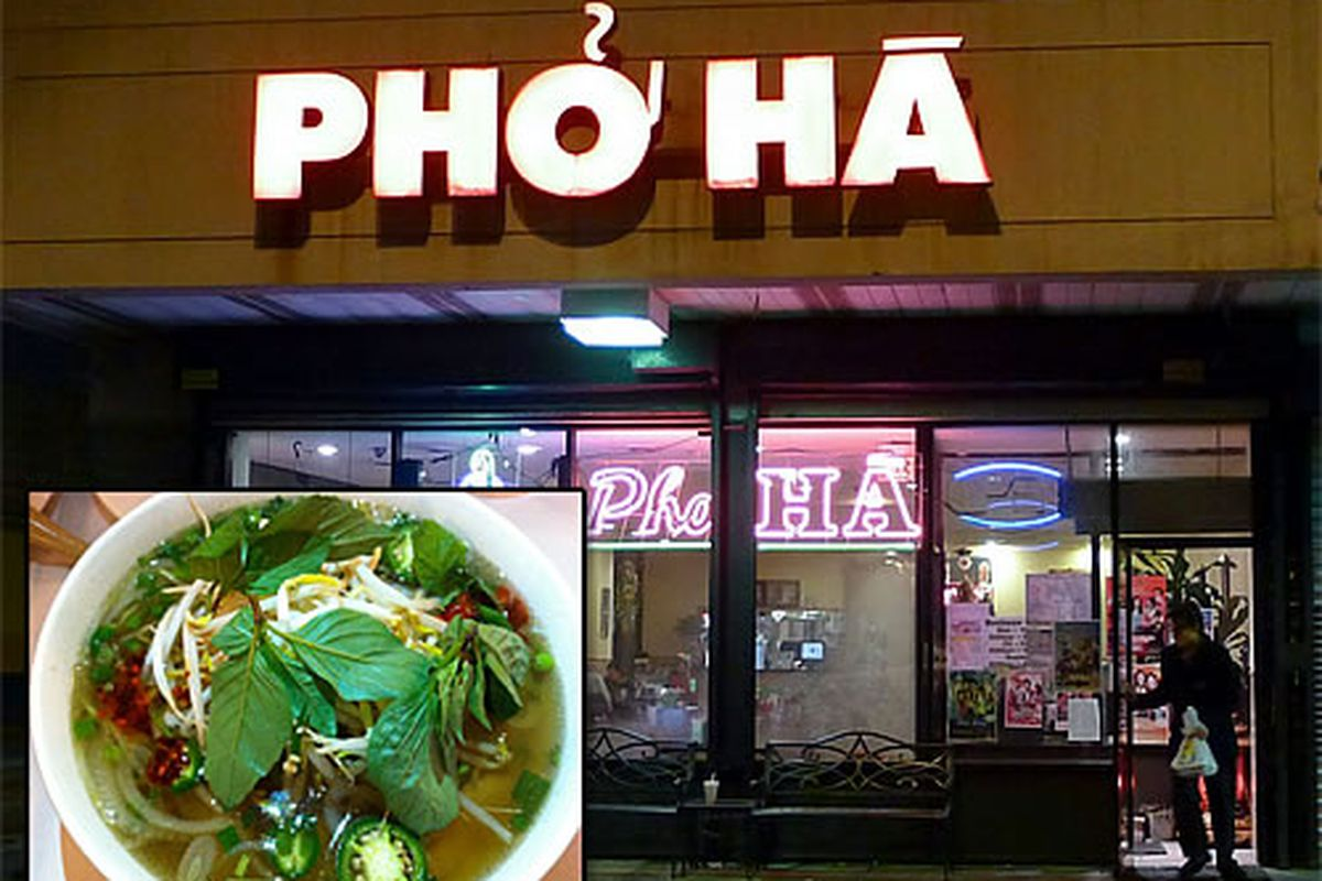 Pho in Philly is a surefire hangover cure.
