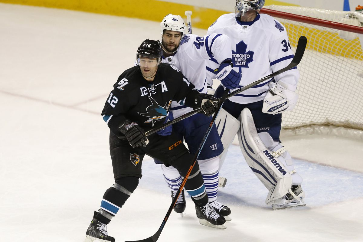 Patty you're the Marleau for me