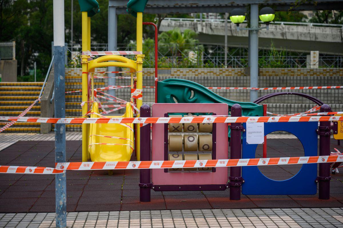 Daily Life During Coronavirus In Hong Kong