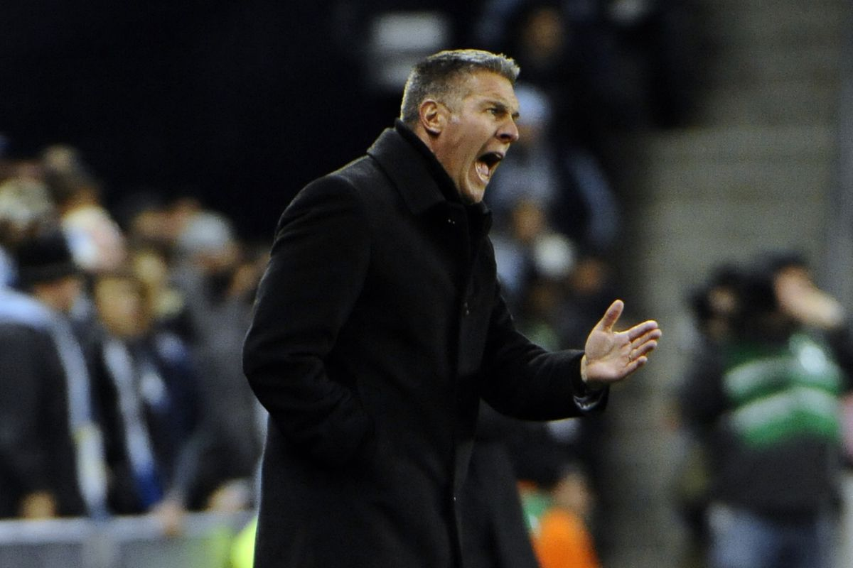 It's 90 minutes of bitchin' in the Vermes soccer kitchen.