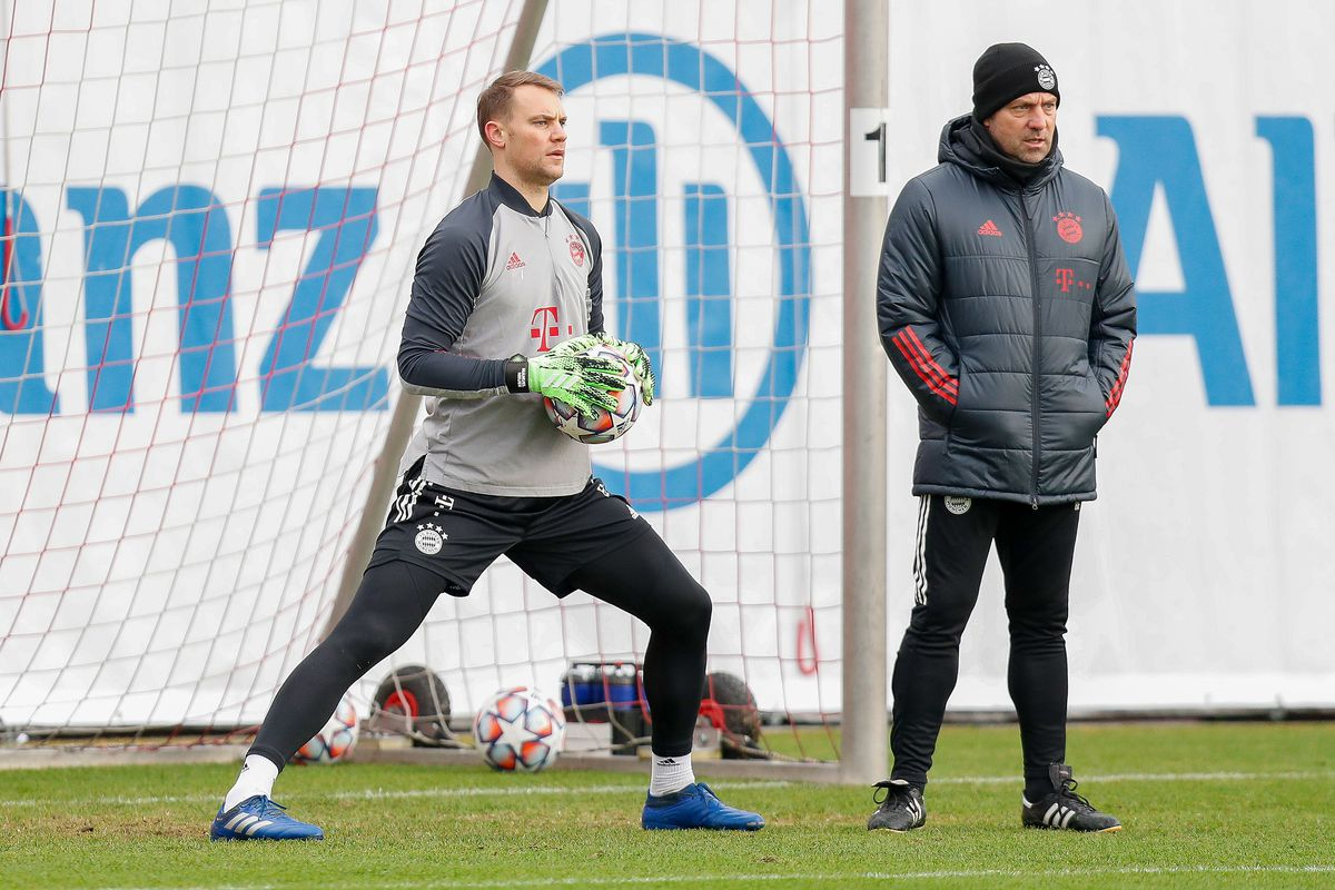 FC Bayern Muenchen - Press Conference And Training Session
