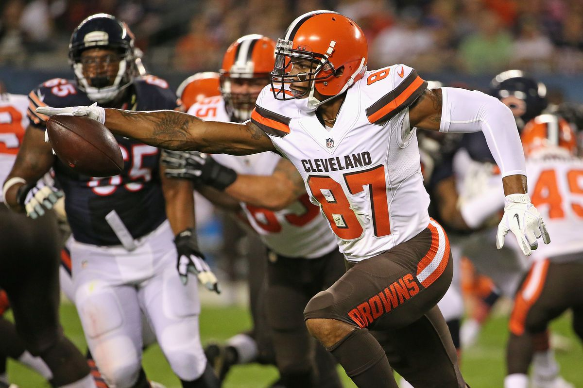Several Browns Players Change Jersey Numbers, Including WR ...