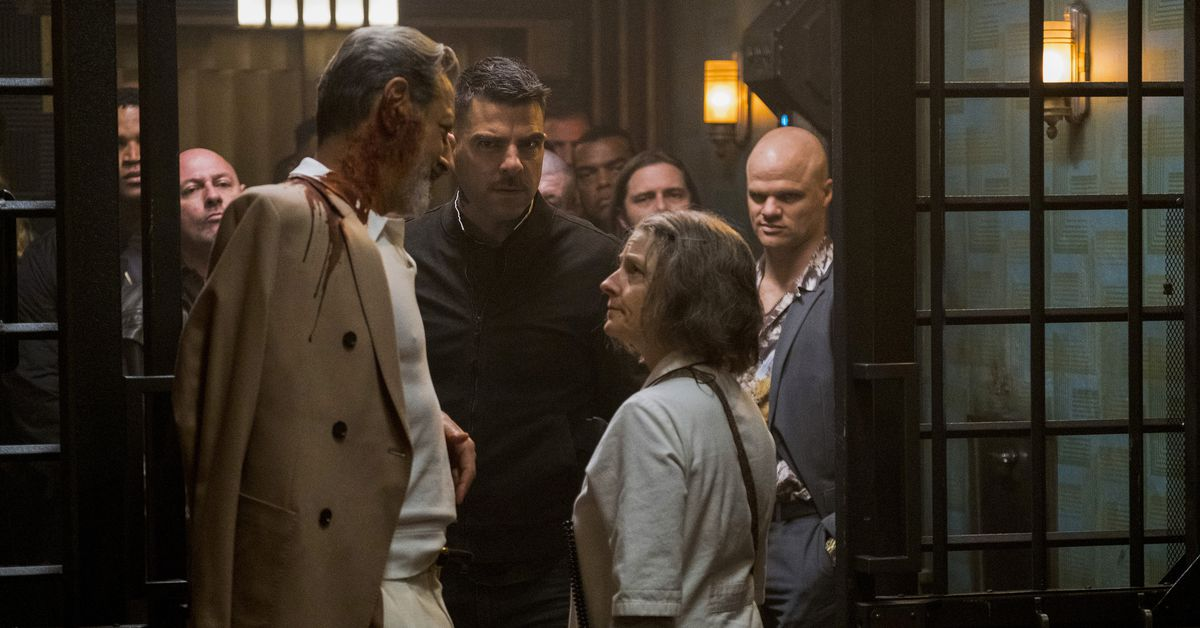 photo image Is Hotel Artemis a John Wick homage or a rip-off?