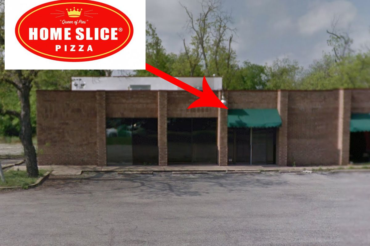 Home Slice's new home on North Loop