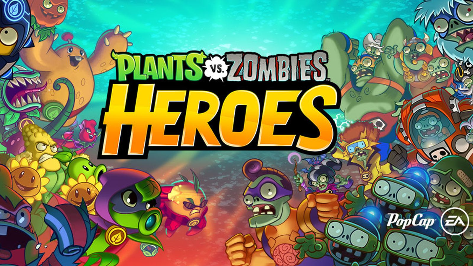 The next Plants vs. Zombies game is all about collectible ...