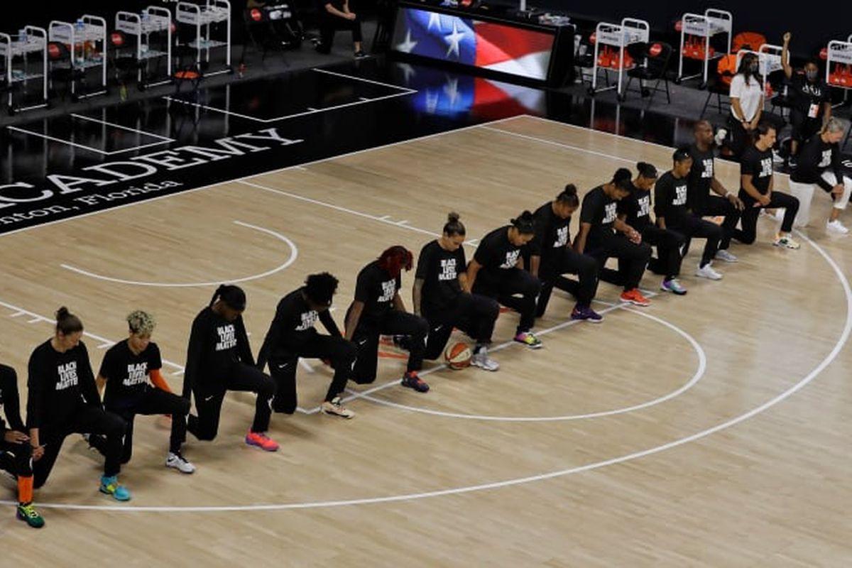 WNBA boycott