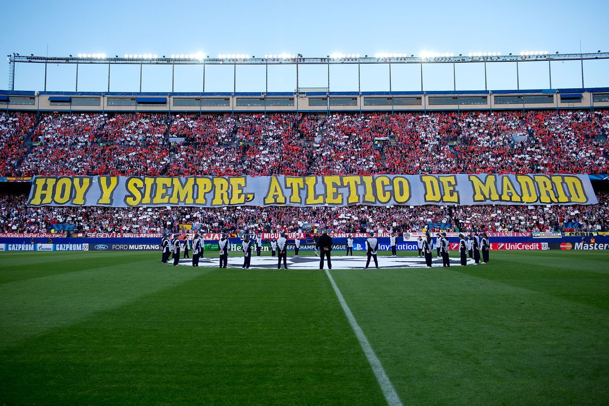 Not bad, Atletico fans.