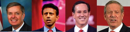 GOP losers debate 2