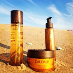 """There are a few brands that just make incredible collections over and over again. I have worked with <b>Caudalie</b> for over a decade and am always impressed with their products. I brought my <a href=""""http://us.caudalie.com/shop-products/collections/divi"""