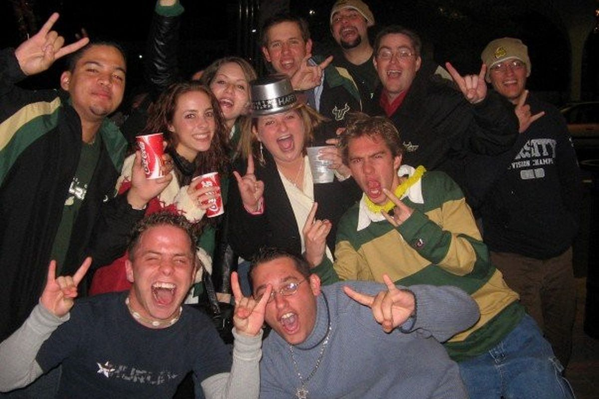 From our trip to Charlotte in 2005.  Who says you can't go home again?