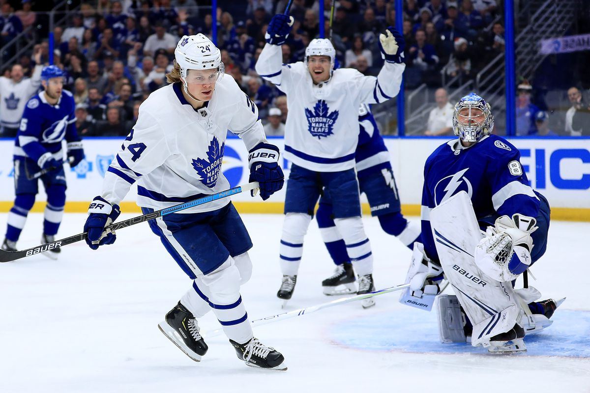 Game Day Chat: Toronto Maple Leafs take on Tampa Bay ...