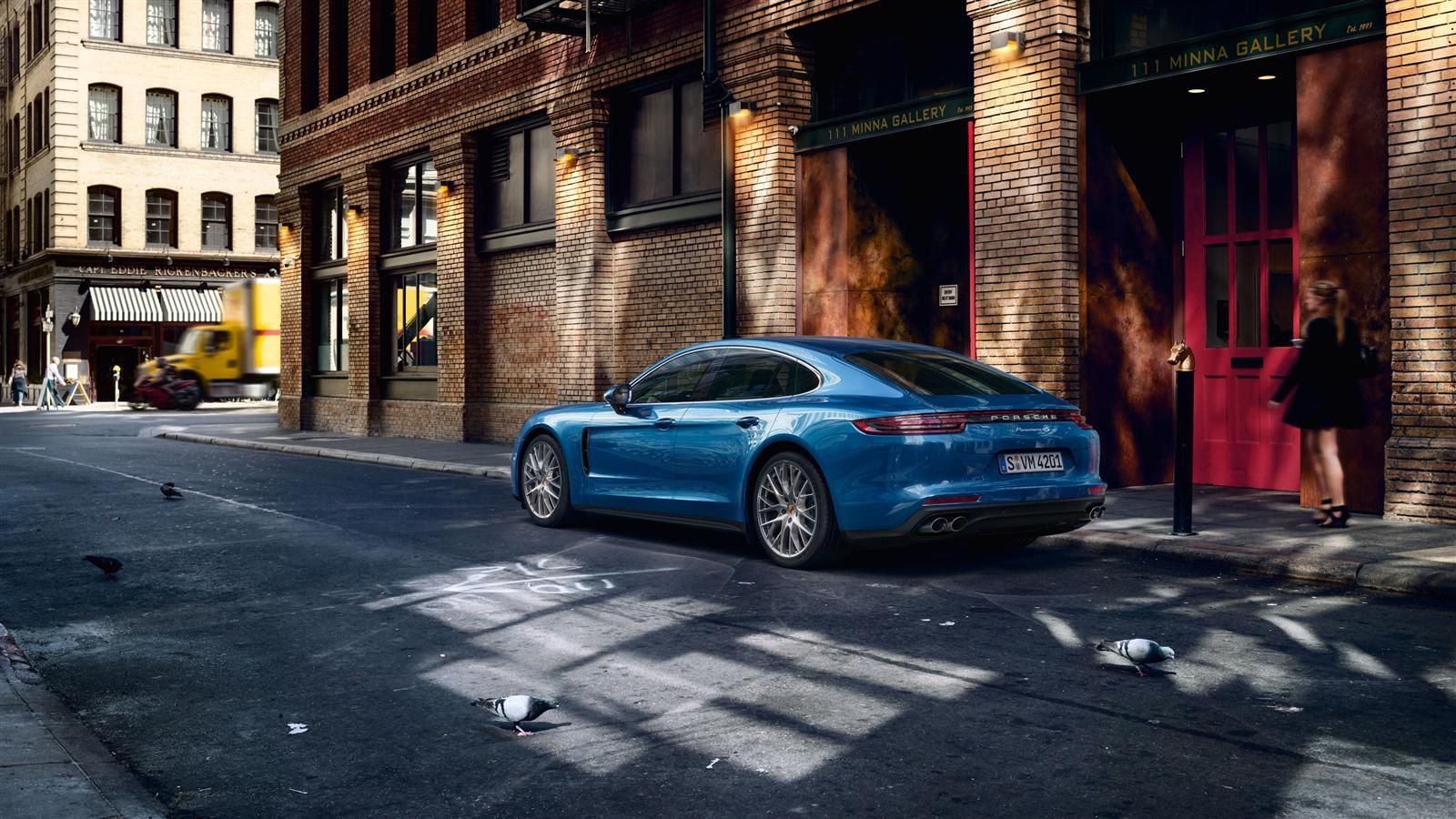 Porsche Panamera Redesigned And Its Still A 911 For Moms Dads