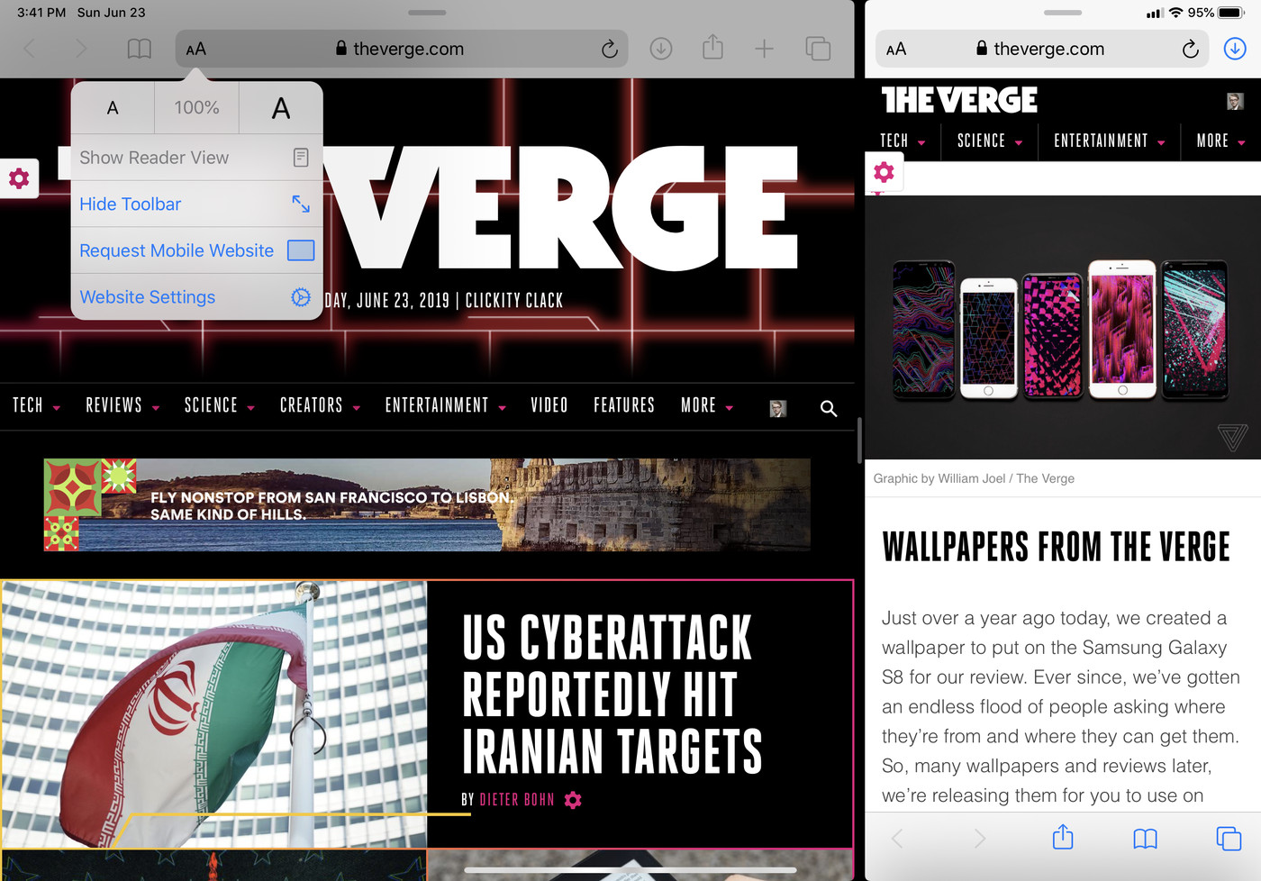 iPadOS public beta preview: top features - The Verge