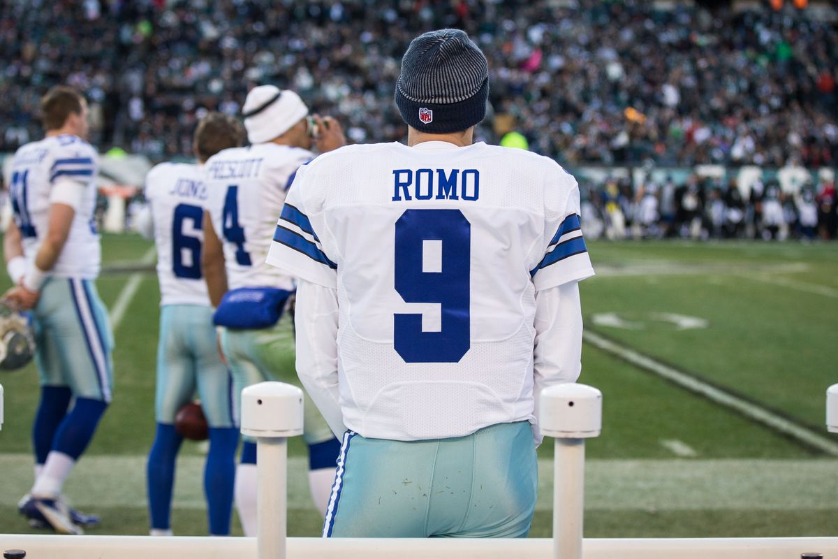 b2bce626811 Report: Broncos still top target for Tony Romo; 49ers may trade for Trevor  Siemian