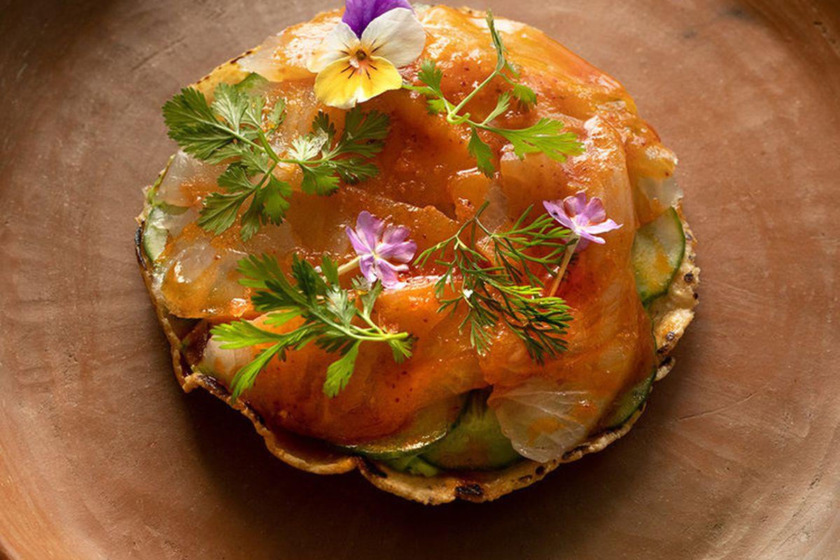 Thomas Keller S Mexican Restaurant La Calenda Is Open In