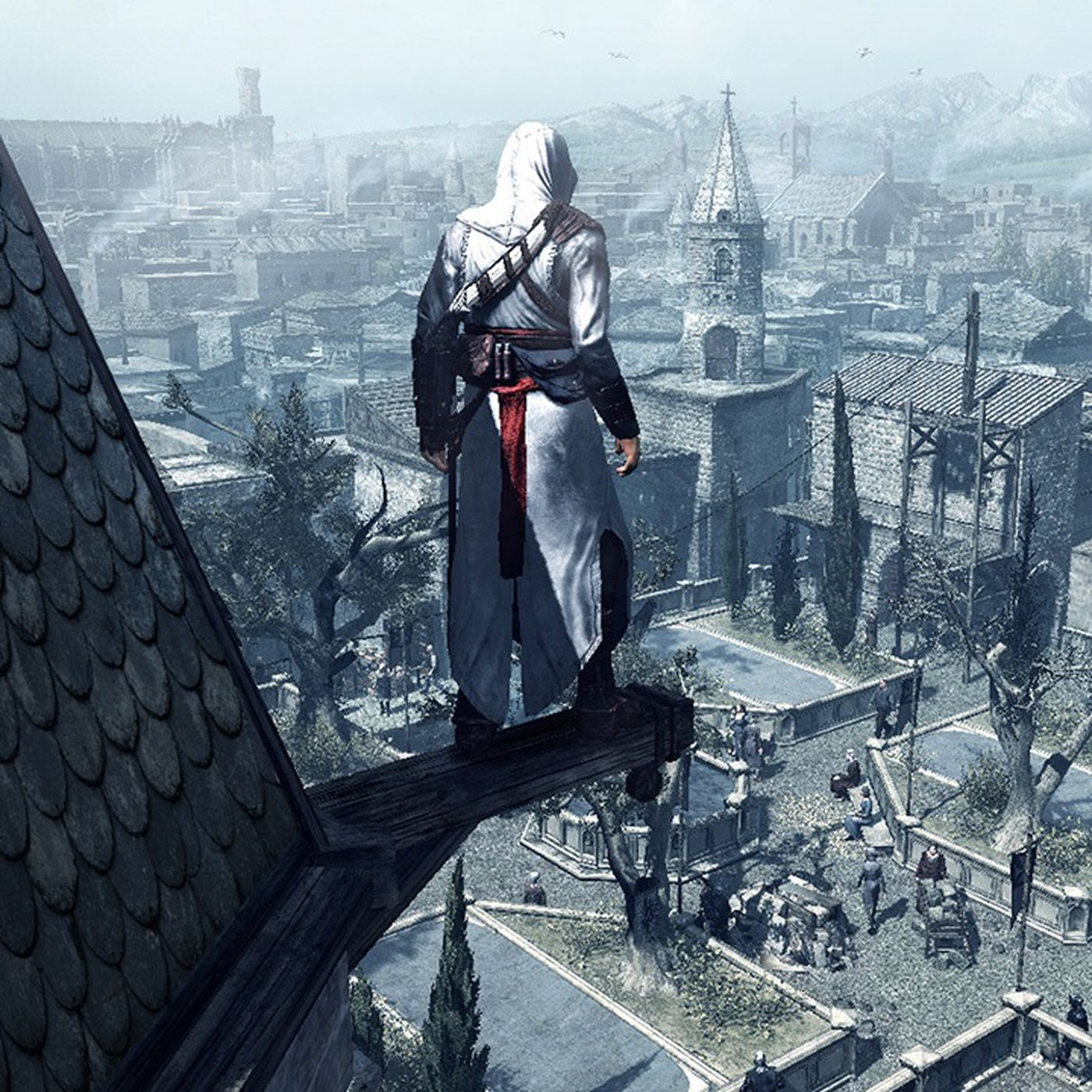 Assassin S Creed Joins Xbox One Backward Compatibility List Polygon