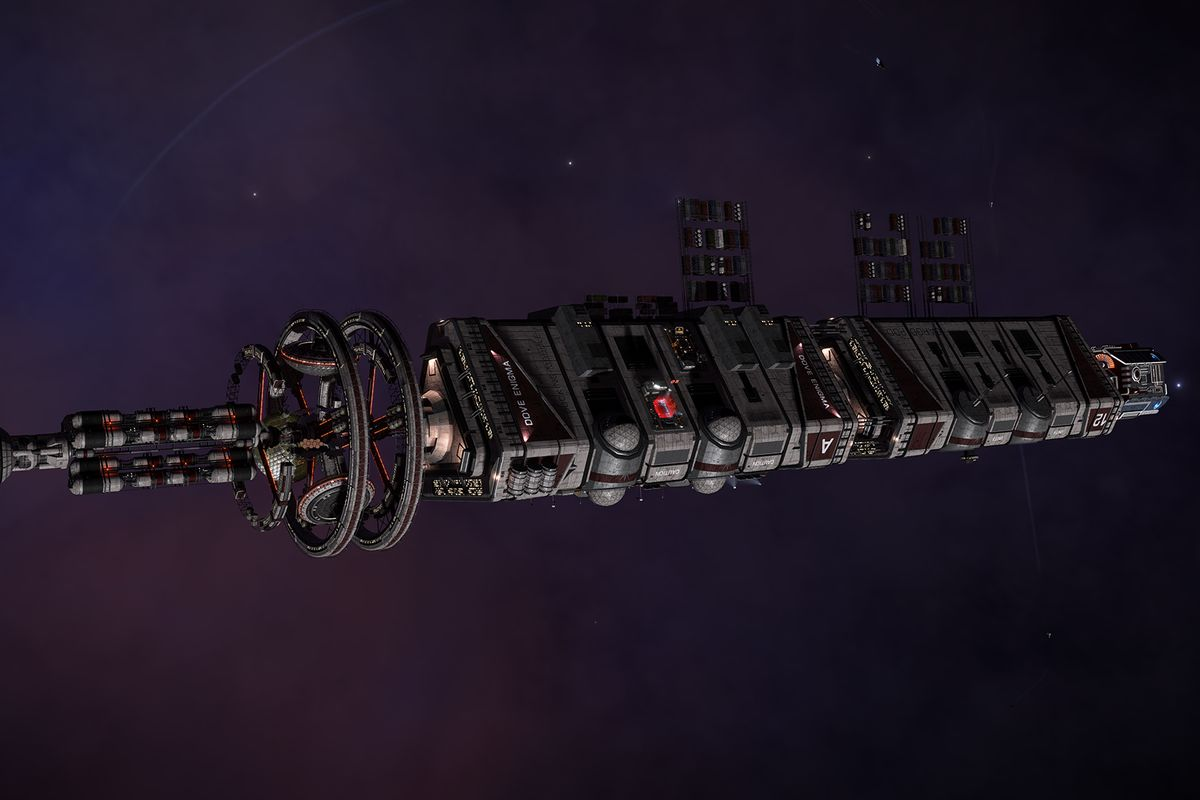 Griefers in Elite: Dangerous are picking on a cancer patient