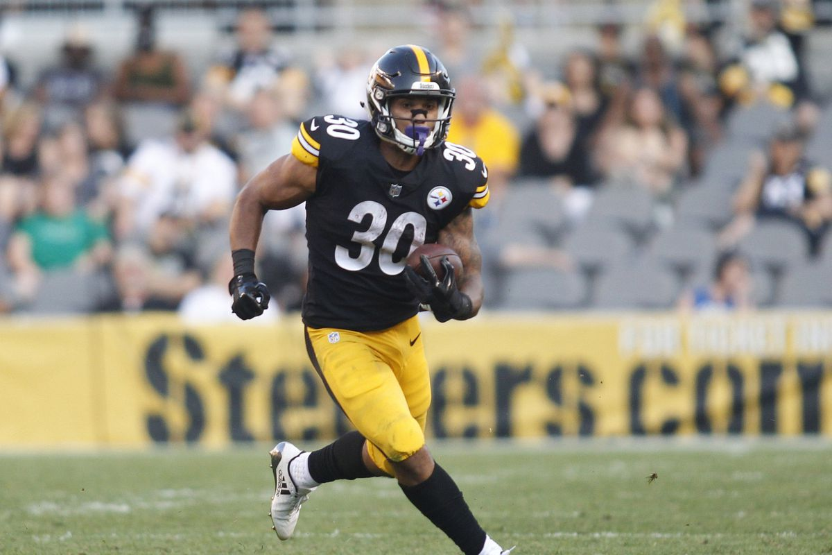 James Conner s performance in his Steelers debut was beyond nice to ... 714ea31d8