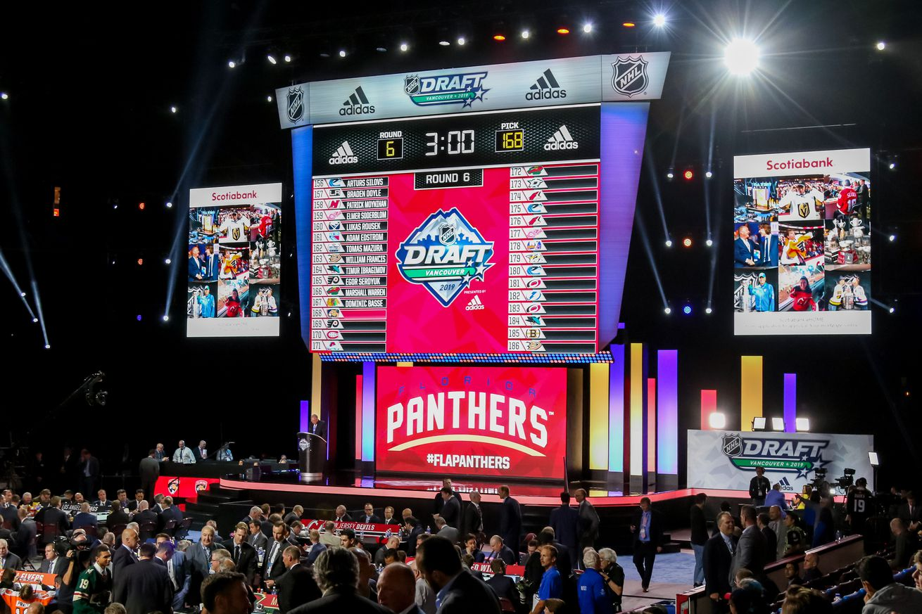 2019 NHL Draft - Rounds 2-7