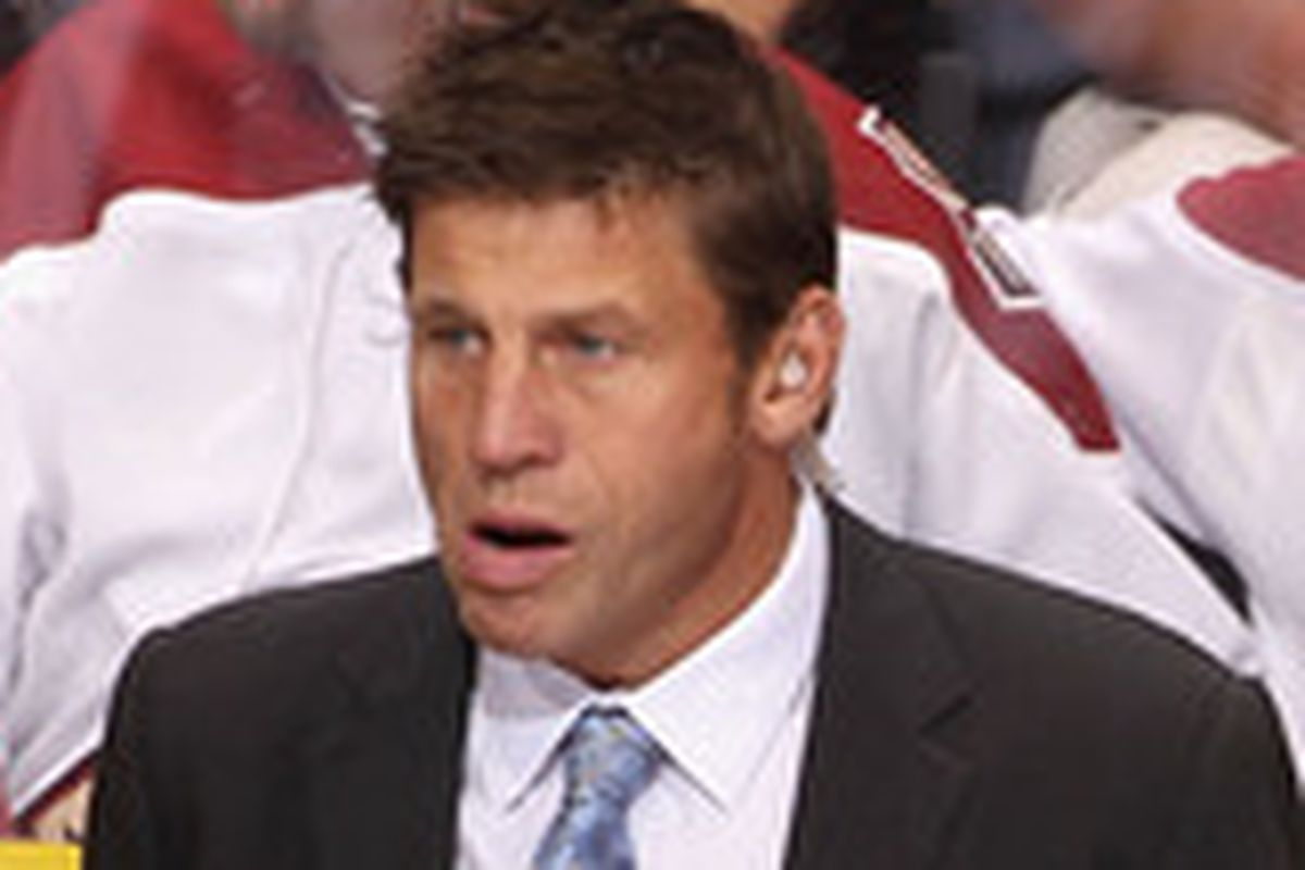 A rumor from Sweden suggests Ulf Samuelsson has been approached over a coaching job with teh Tampa Bay Lightning organization.