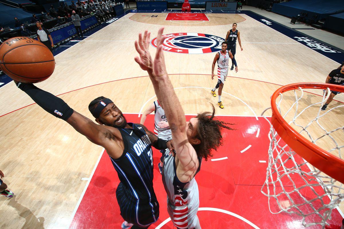 Orlando Magic v Washington Wizards