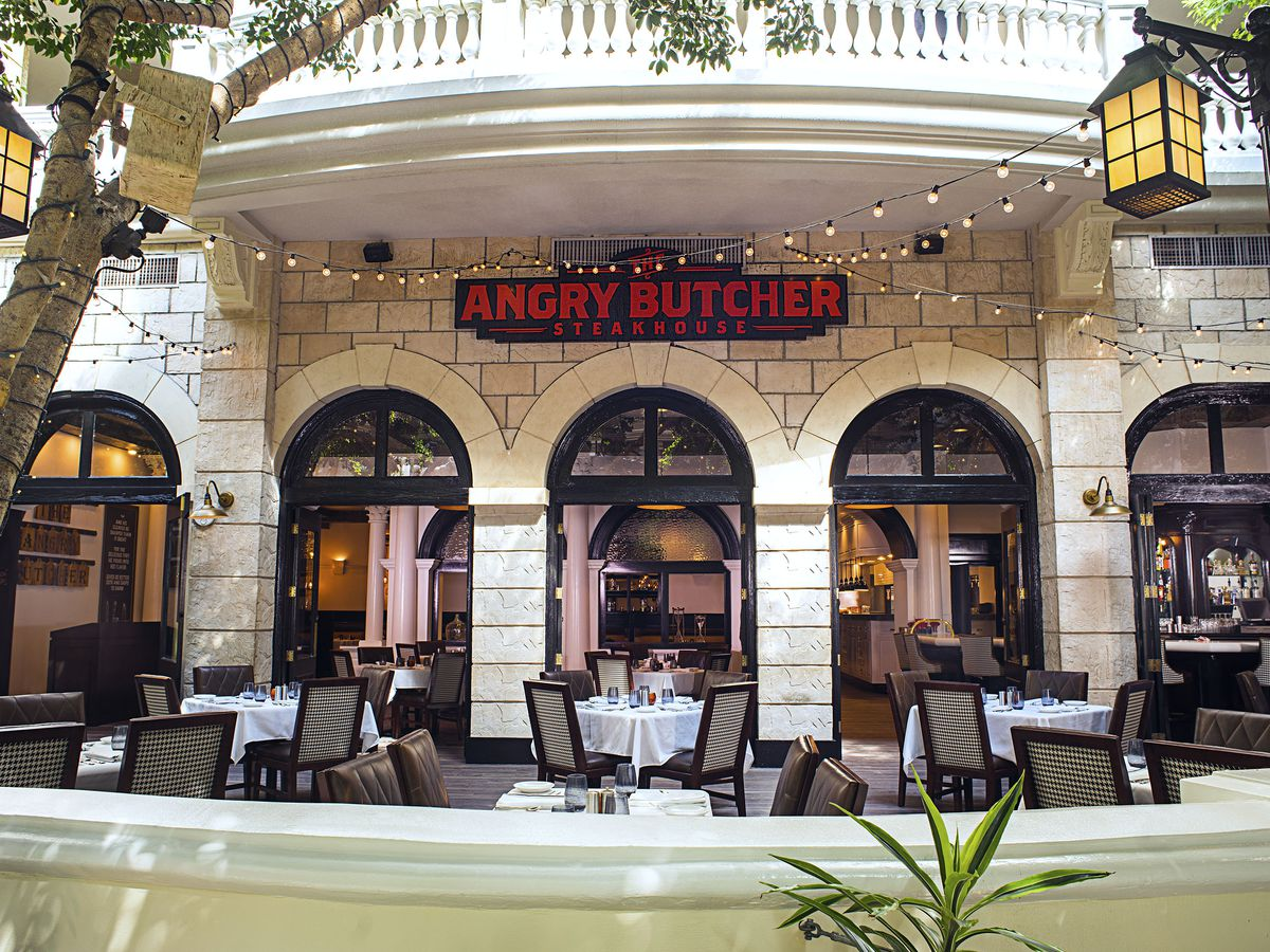 """<span data-author=""""2187660"""">The Angry Butcher Steakhouse </span>"""