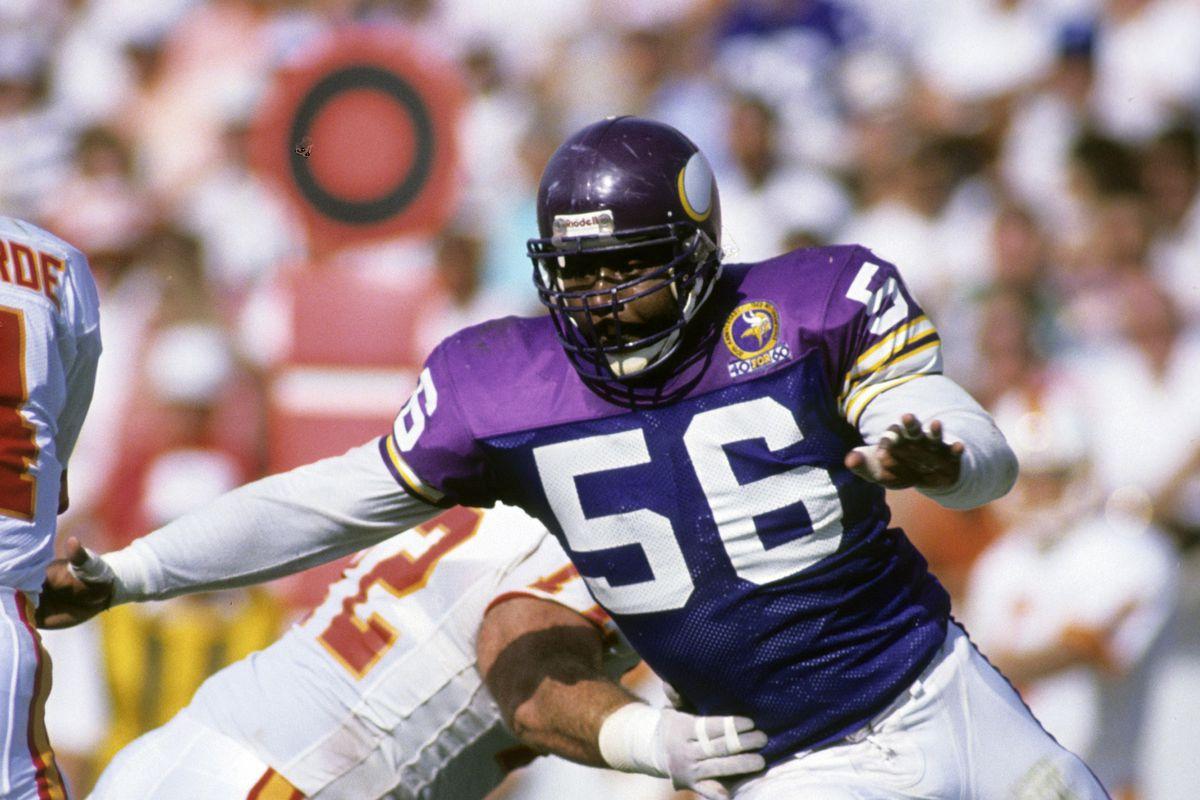 Minnesota Vikings vs Tampa Bay Buccaneers - November 12, 1989