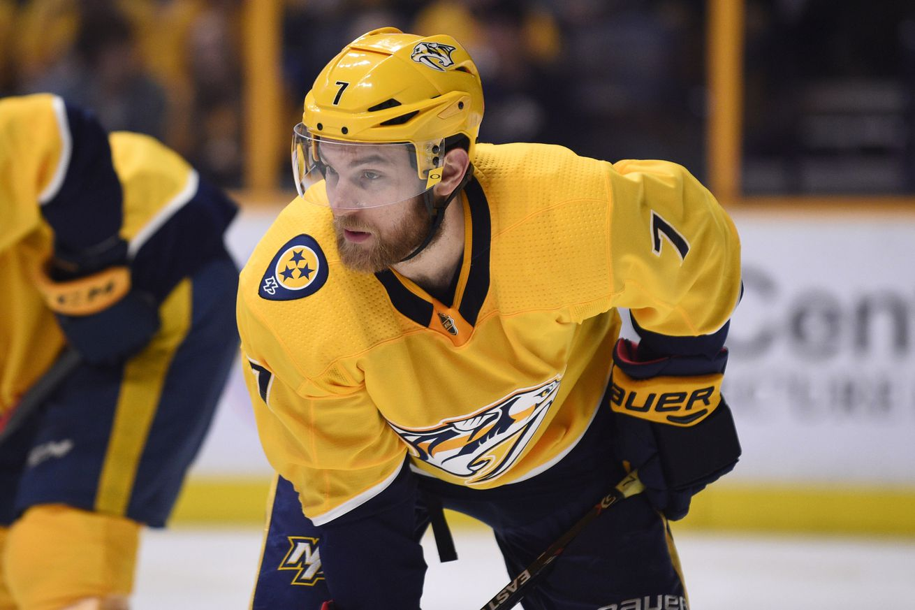 2017-18 Player Review: Yannick Weber