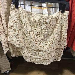 Women's skirt, $50 (there's a matching blazer, too)