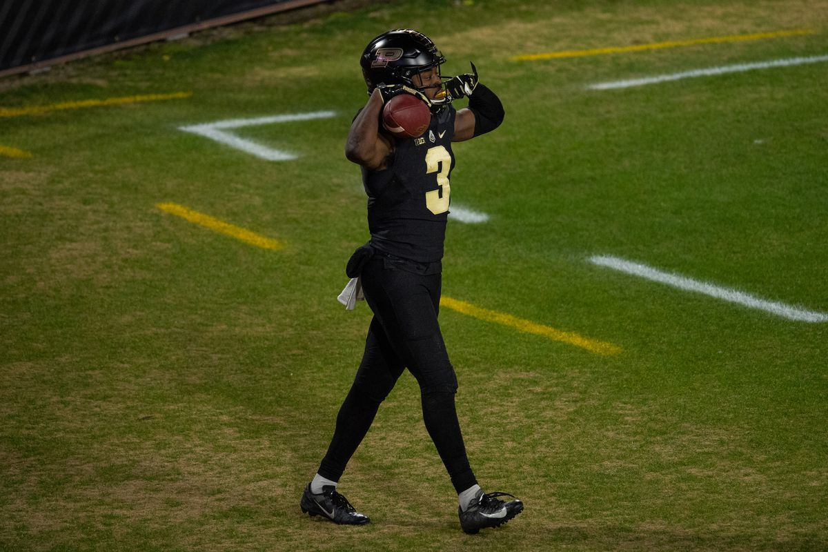COLLEGE FOOTBALL: NOV 28 Rutgers at Purdue