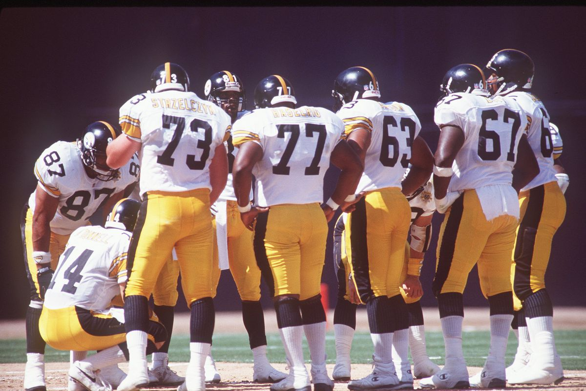 online store 90ffd 05148 Steelers 'Digit-Dynasty': Who wore the number best? (Part ...