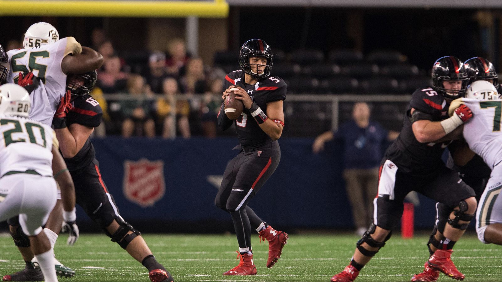 The official website for the athletics  2018 Texas Tech University
