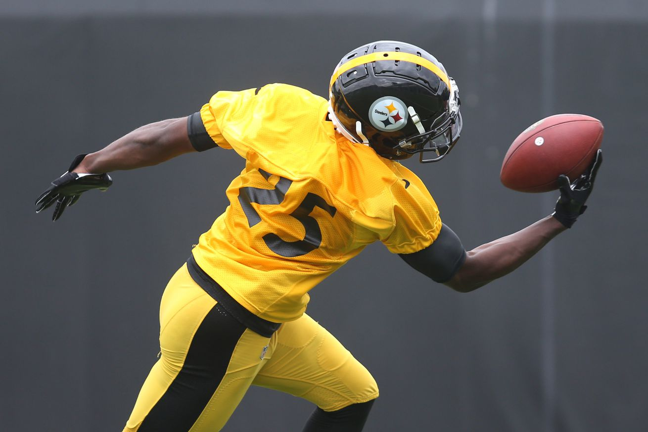 A breakout year for Artie Burns can help the Steelers' defense become dominant in 2018
