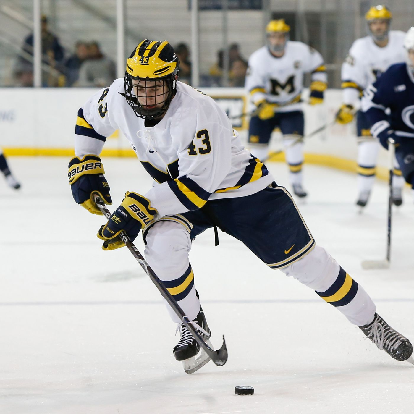 on sale 70480 9d0bd 2018 NHL Draft Profile: Quinn Hughes - Fear The Fin