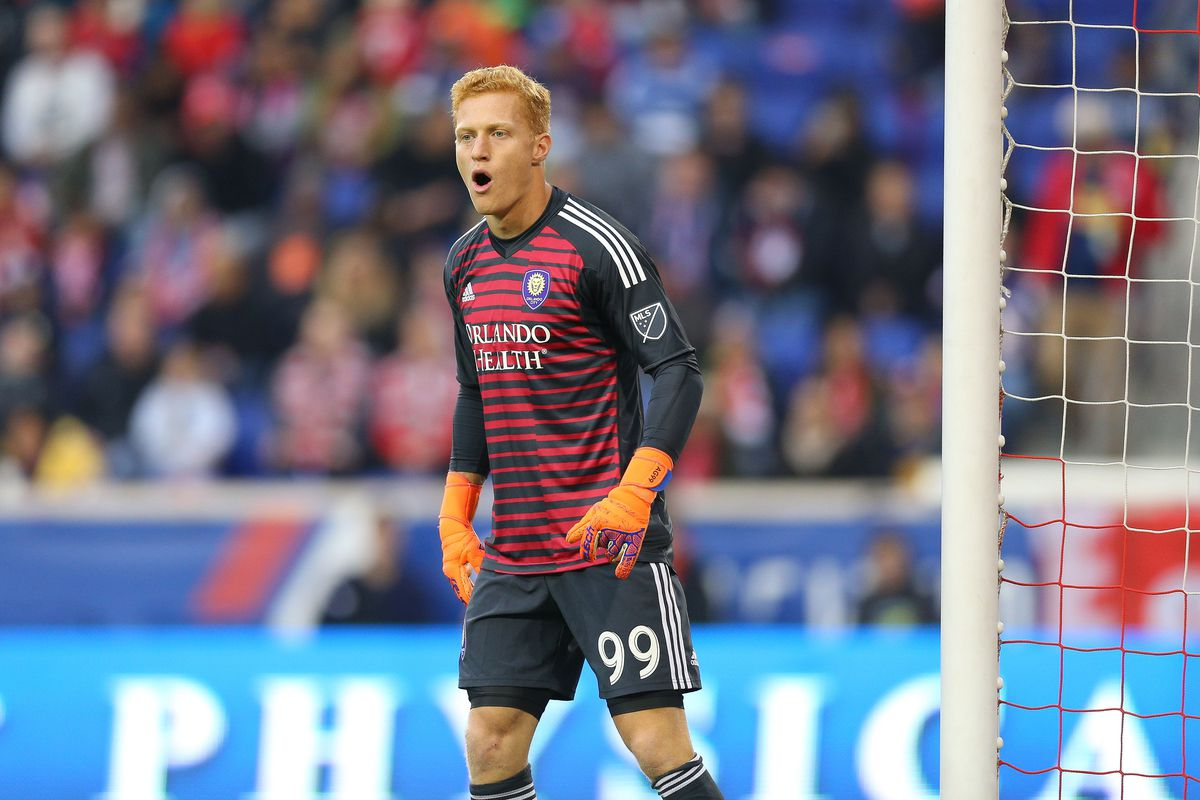 fa08f70a5d7 Orlando City Standing Pat at the Goalkeeping Position For Now - The ...
