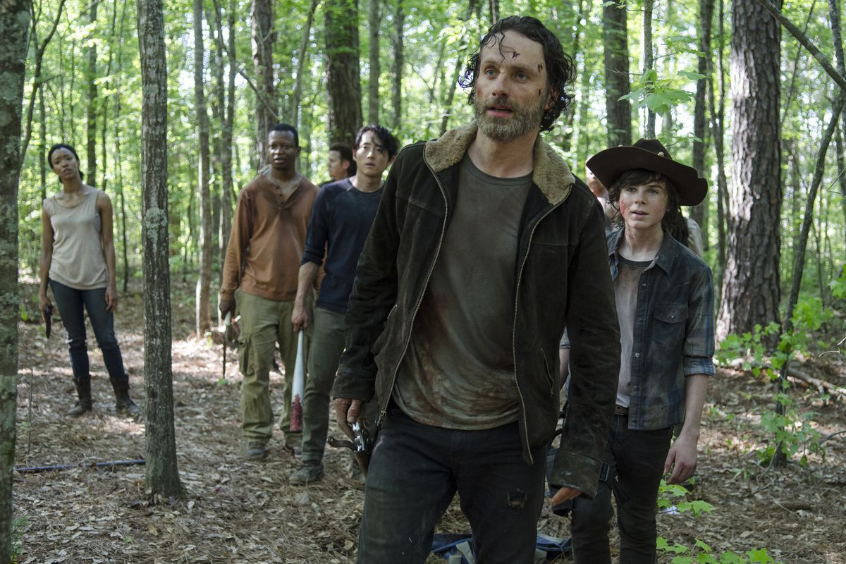 Five seasons in, The Walking Dead is suddenly, abruptly, a really good show. How did this happen?
