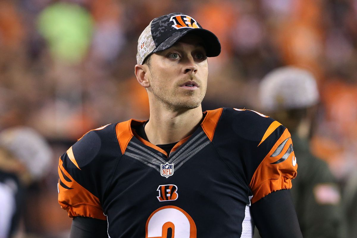 mike nugent jersey