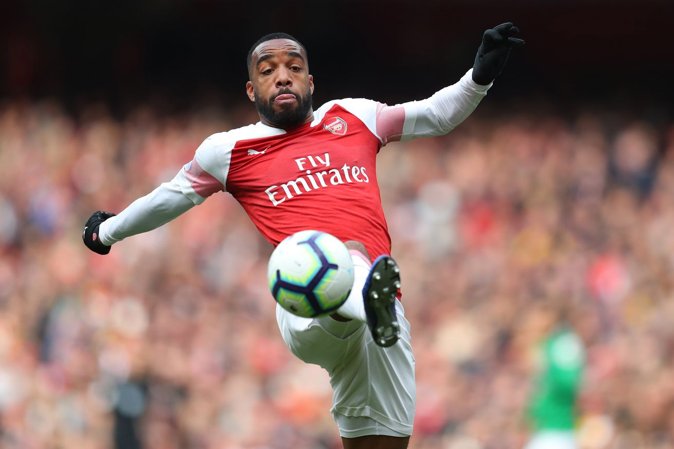 """Lacazette?s profile found on Barcelona?s site! Is it proof he?s coming"""""""