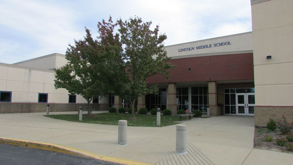 Lincoln Middle School in Pike Township was again ranked in the county's bottom 10.