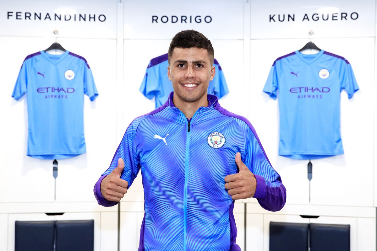 a091098b3 Daily Schmankerl: Rodri details why he chose Manchester City over Bayern  Munich; Real Madrid and Juventus set to battle for Manchester United's Paul  Pogba; ...
