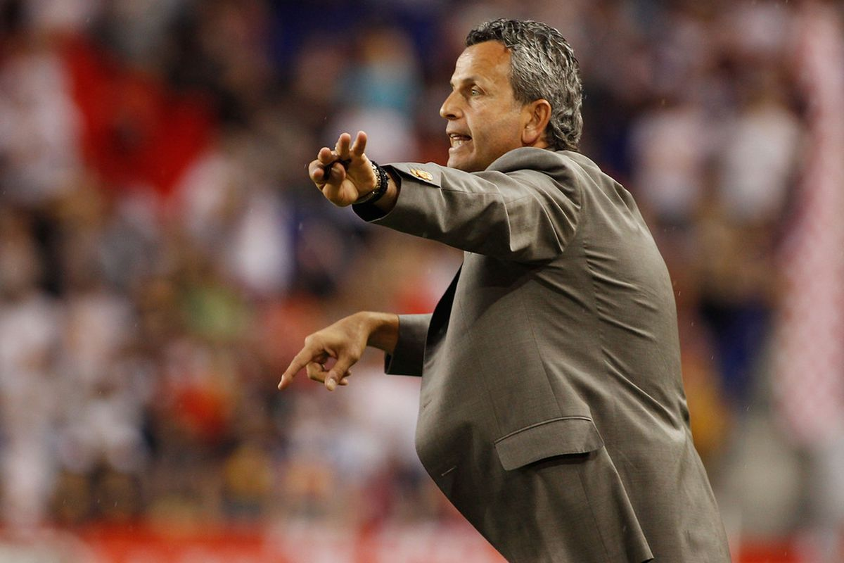Will Frank Klopas be the head coach in 2012?  It seems unlikely at this point.